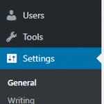 Useful WordPress settings